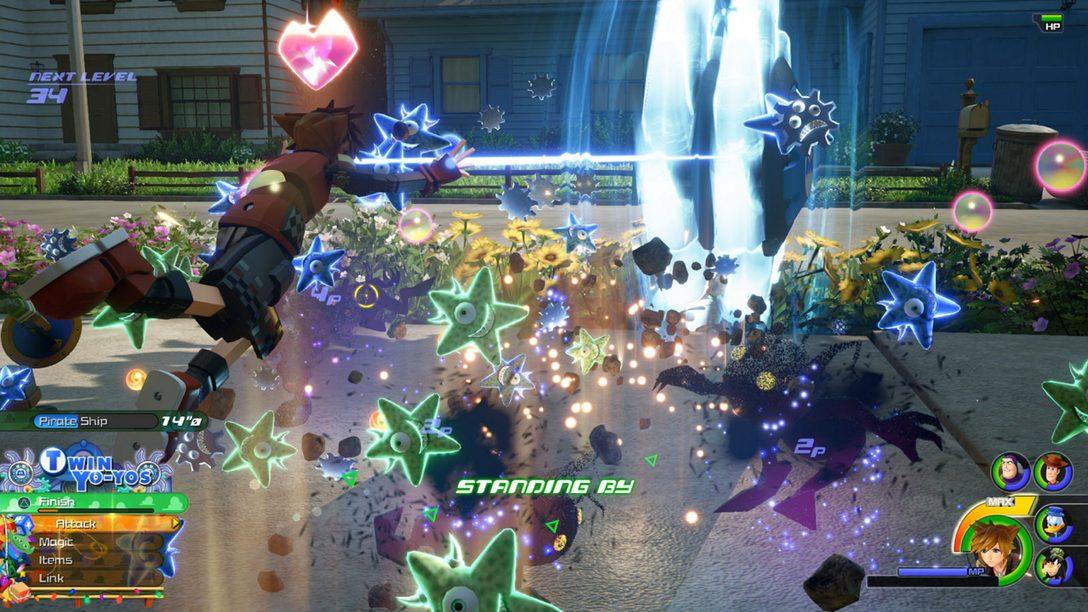 ¡Por Fin Hemos Jugado Kingdom Hearts 3!