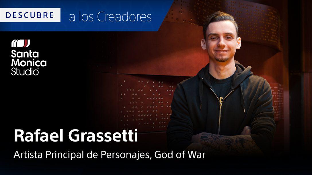Descubre a los Creadores: Los Juegos Preferidos de PlayStation de Rafael Grassetti