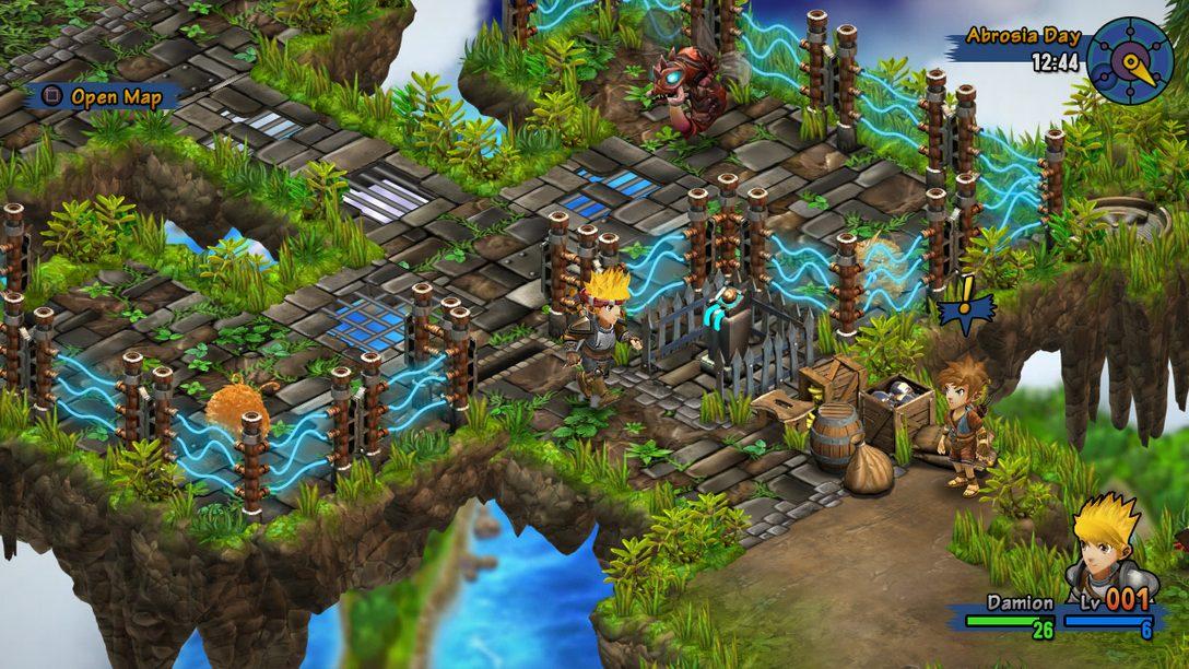 Rainbow Skies, el RPG Indie se Lanza el 26 de junio para PS4, PS3 y PS Vita