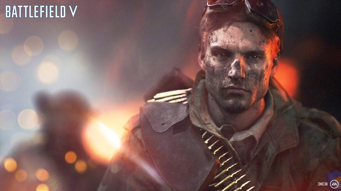 Battlefield V: Un Retrato Nunca Antes Visto de la Segunda Guerra Mundial