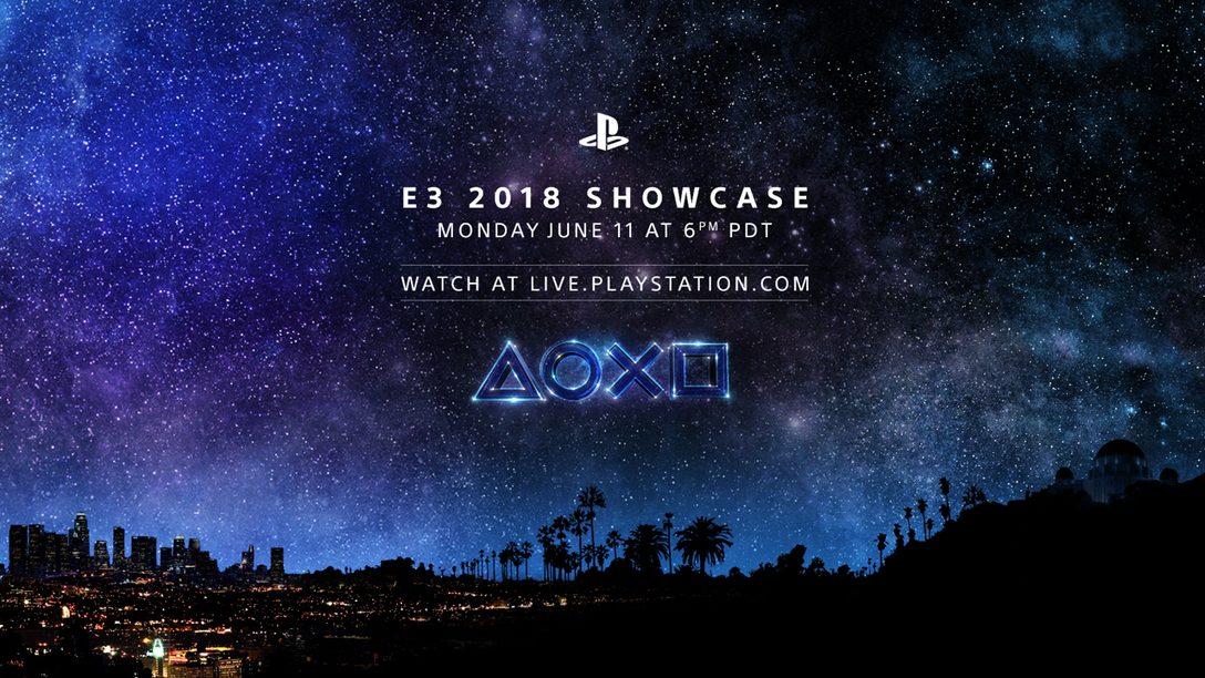 PlayStation en E3 2018: El Viaje Empieza el 11 de junio a las 6:00 PM Hora del Pacífico