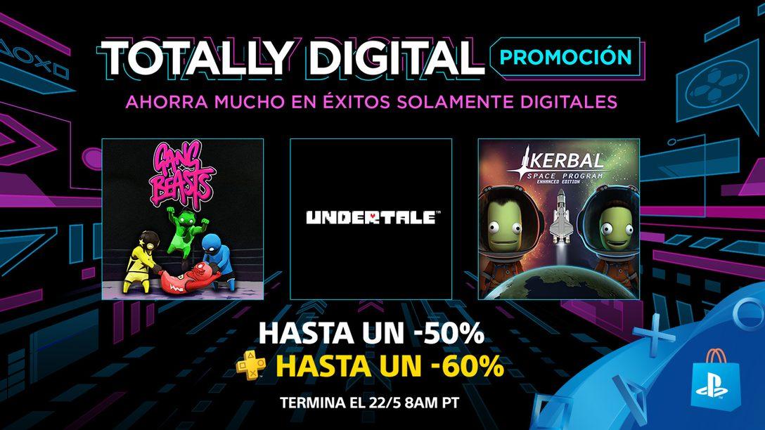 Totally Digital: Nuevos Juegos, Ofertas de Preventa y Más