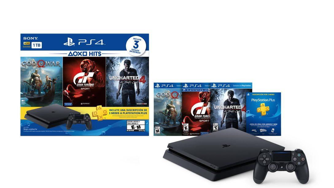 PlayStation Hits Bundle llega a América Latina en Mayo de 2018