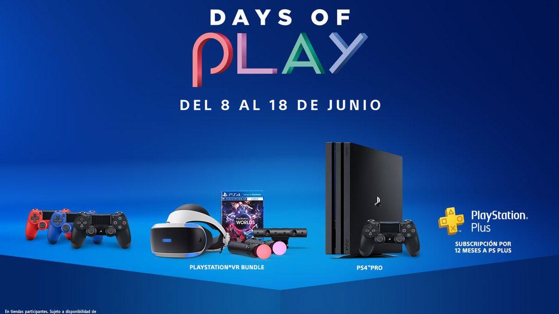 Days of Play Llega a Latinoamérica