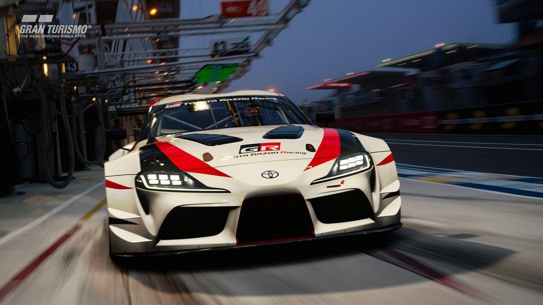 GT Sport Championships Empieza Hoy
