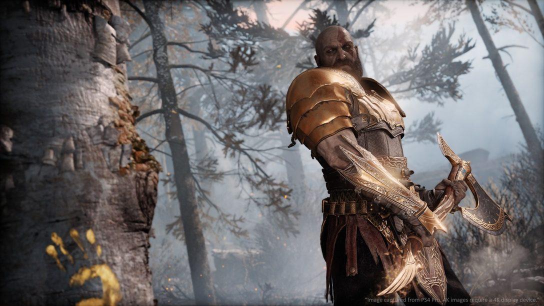 Primeros detalles del Modo New Game+ de God of War