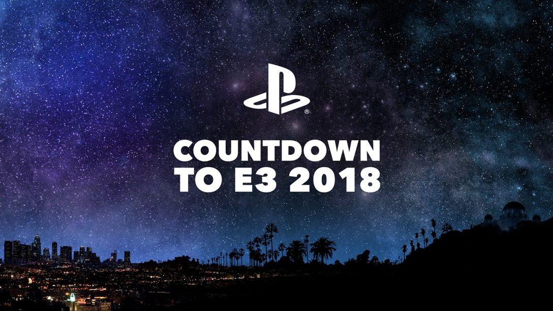 La Cuenta Regresiva de PlayStation para E3 2018 Empieza este Miércoles