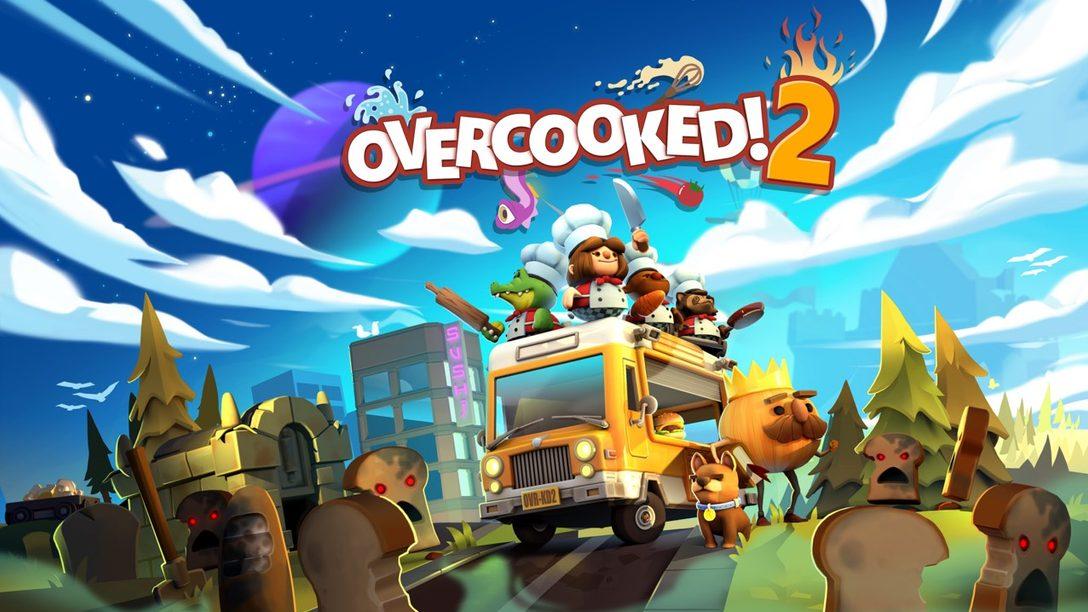 5 Razones Para Regresar a Onion Kingdom de Overcooked! 2. ¡Espérenlo el 7 de Agosto!