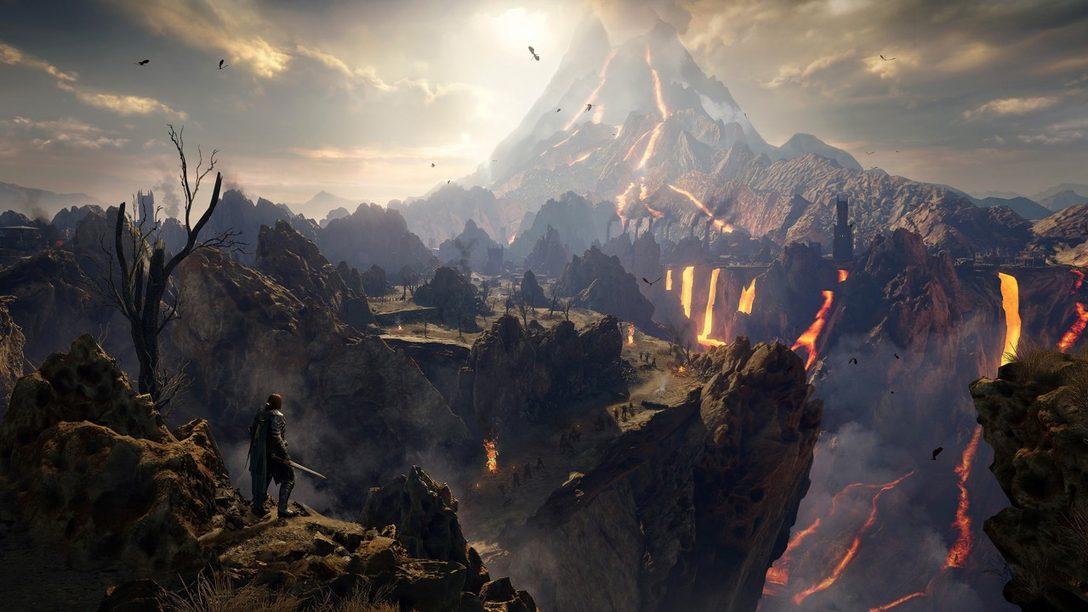 Middle-earth: Shadow of War – Una Actualización para Gobernarlos a Todos
