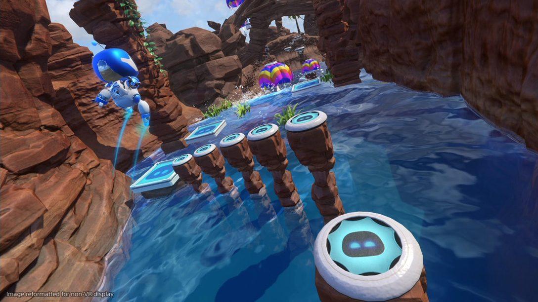Astro Bot Rescue Mission Llega a PlayStation VR el 2 de octubre