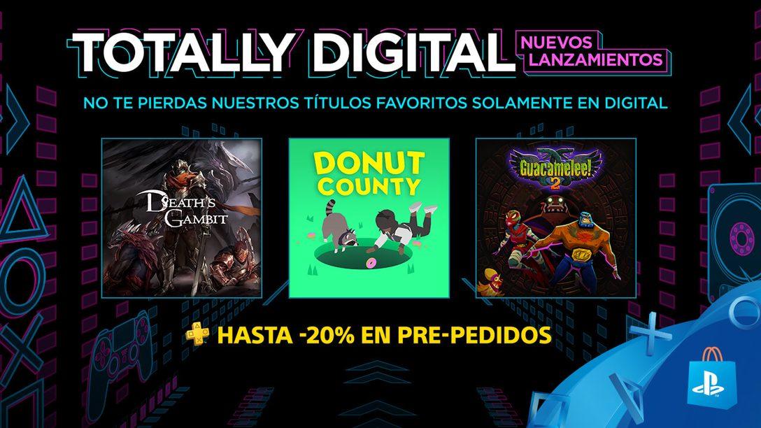 Totally Digital regresa con Nuevas Ofertas de Lanzamiento y Ahorro en Catálogo