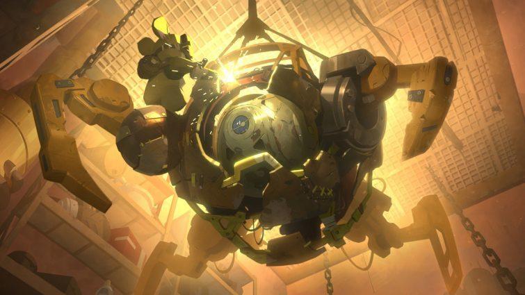 Por qué Blizzard Agregó un Hámster en un Mecha a Overwatch