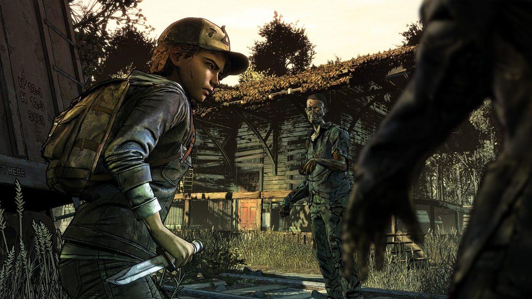 Así es como Telltale Encontró la historia para The Walking Dead: The Final Season
