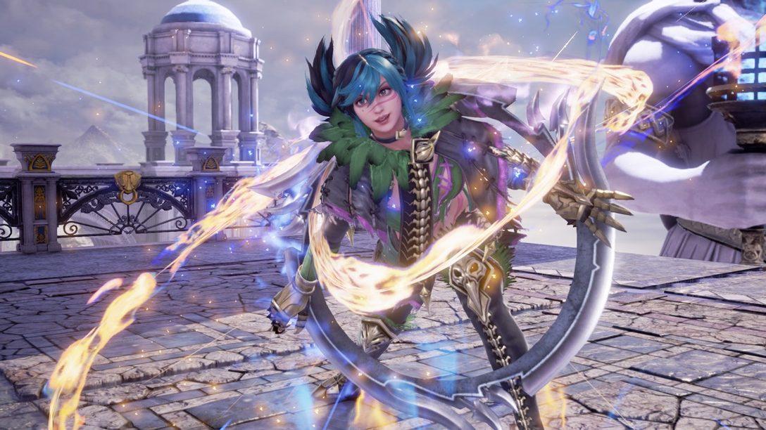 Tira Regresa al Escenario de Historia en SoulCalibur VI