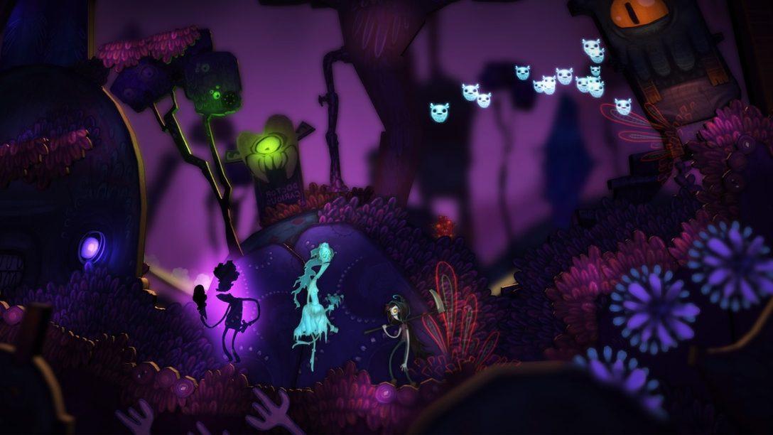 Flipping Death se Lanzará el 7 de agosto en PS4