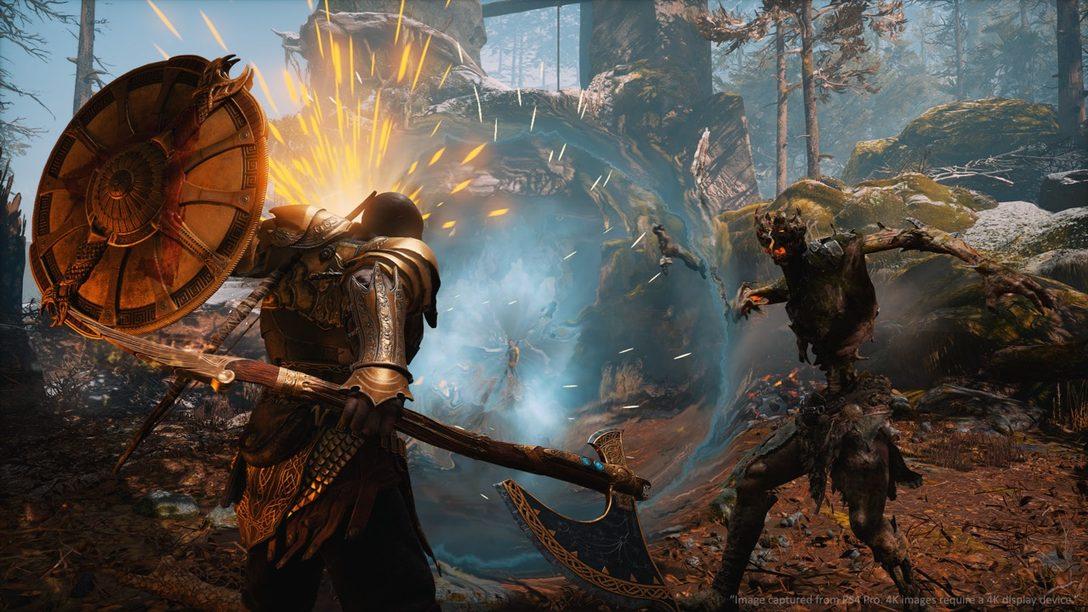 God of War: New Game+ se Lanzará el 20 de agosto