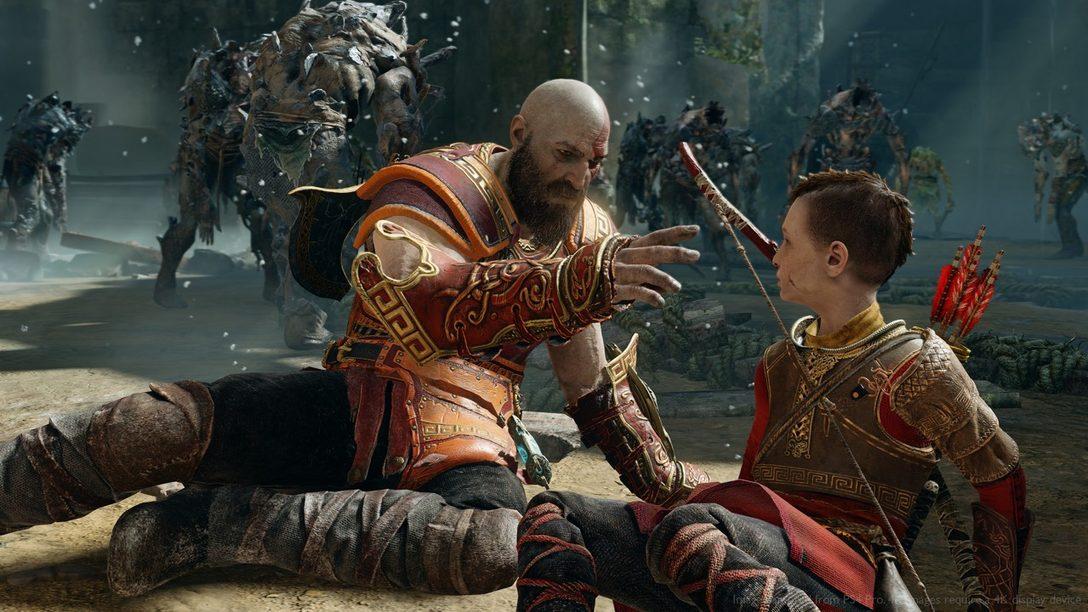 God of War New Game Plus Disponible Hoy, Razones para Jugarlo