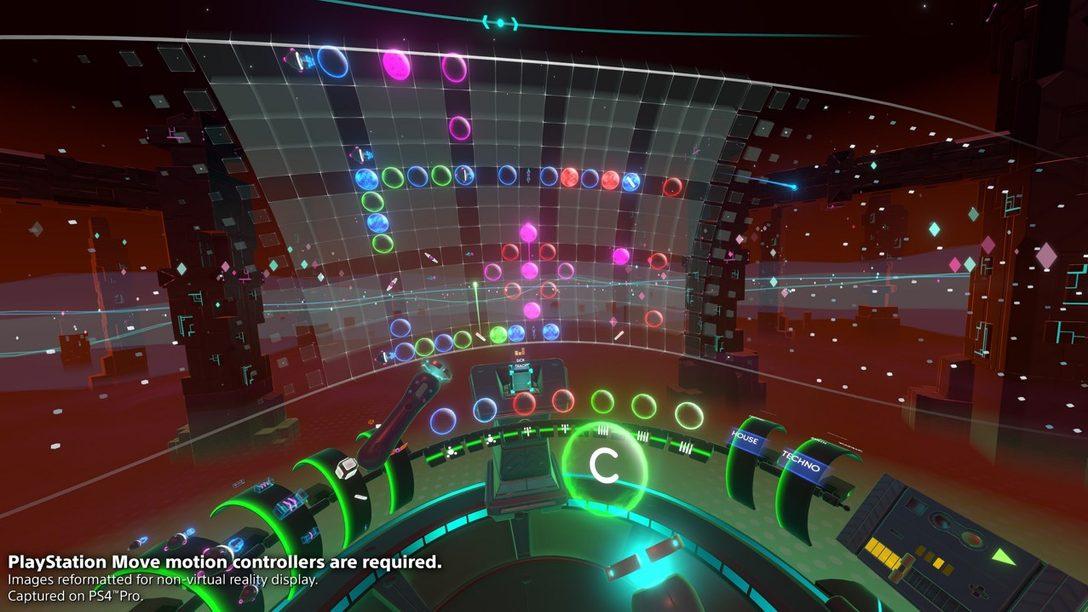 Cómo Crear Música en Track Lab, Disponible hoy para PS VR