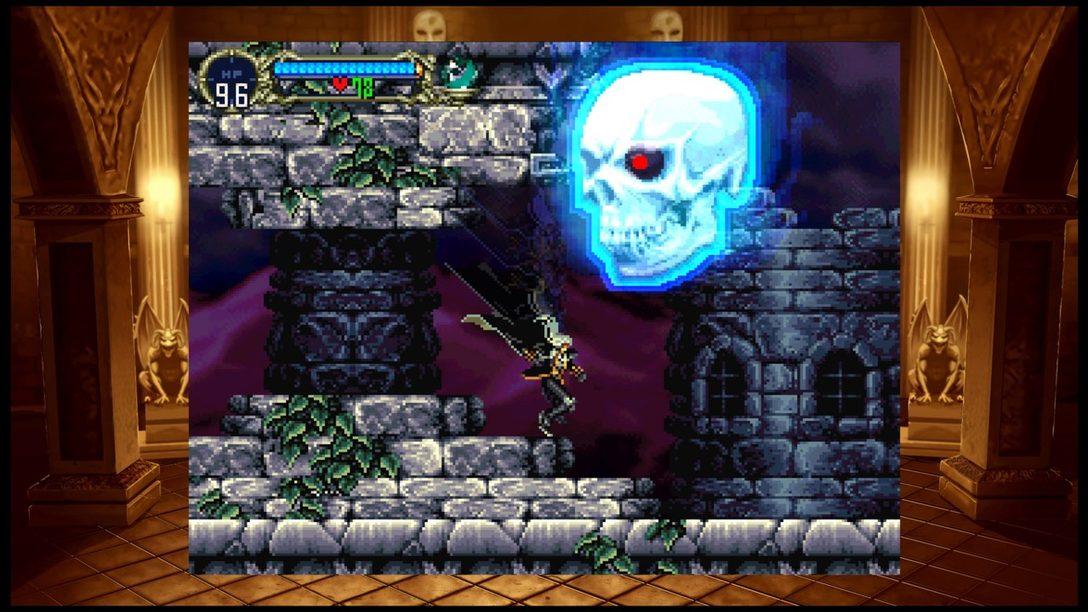 Castlevania: Symphony of the Night & Rondo of Blood, Embrujarán a PS4 el 26 de octubre