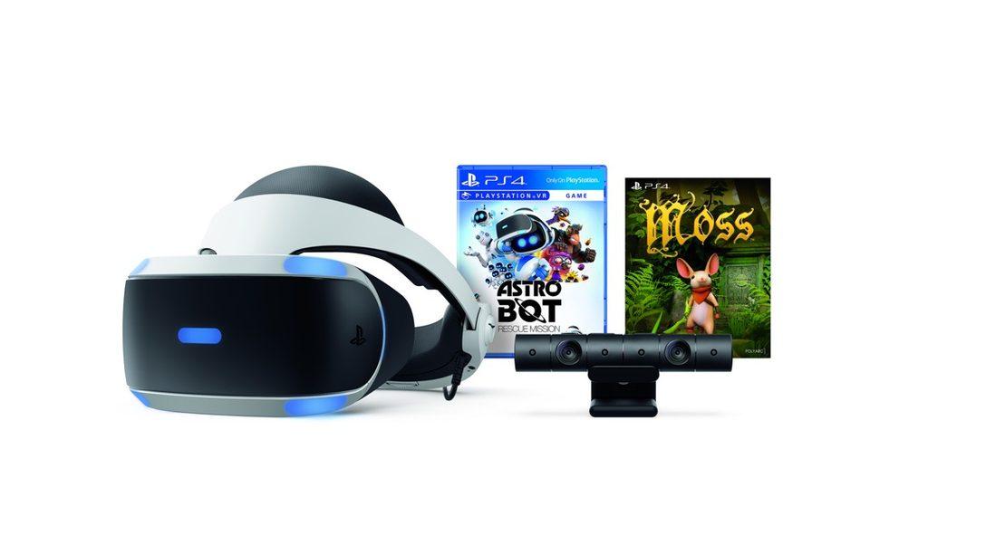 Nuevo PlayStation VR Bundle Llega a Latinoamérica e Incluye Dos Juegos