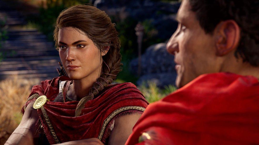 Elijan su Destino en Assassin's Creed Odyssey