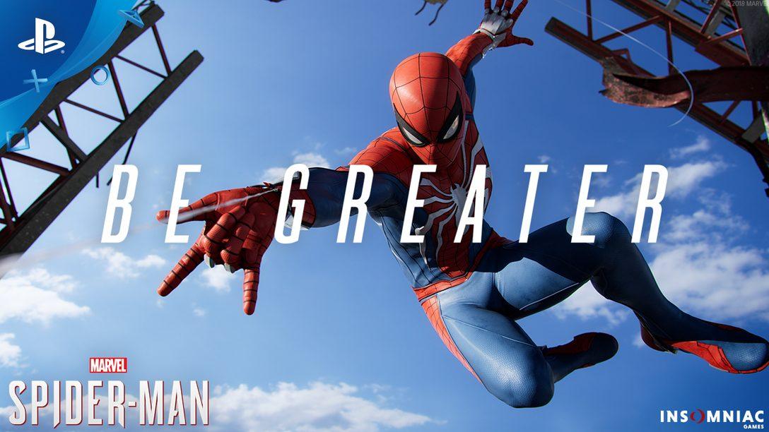 Marvel's Spider-Man se Balancea Hacia las Tiendas