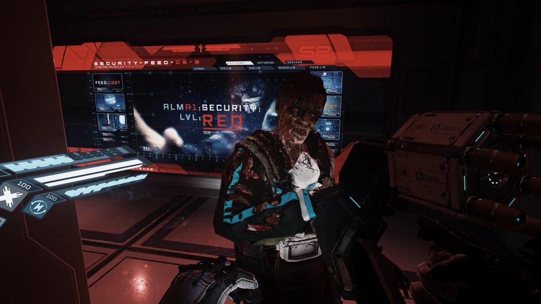 The Persistence de PS VR Recibe una Gran Actualización el 18 de octubre