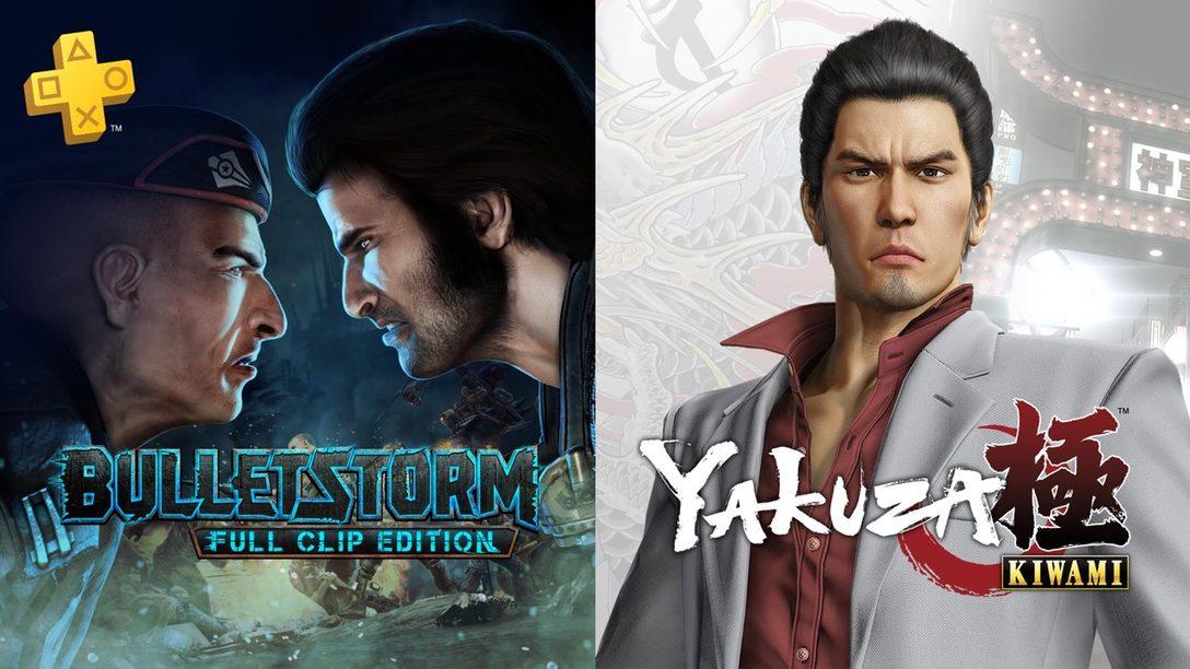 PlayStation Plus: Juegos Gratis para Noviembre de 2018
