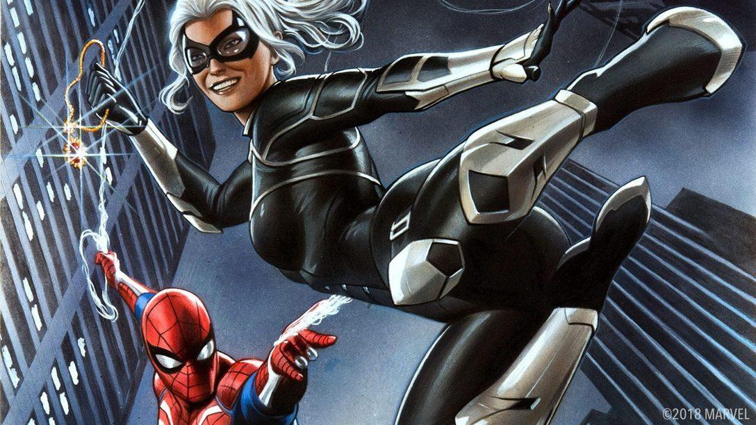 ¡El DLC, Marvel's Spider-Man: The Heist, se lanza hoy!