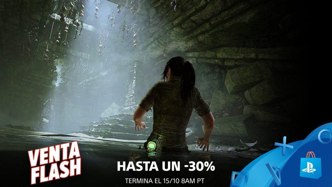¡Venta Flash! Ahorren Hasta 30% Durante el Fin de Semana
