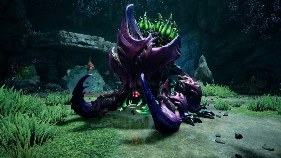 Creando el Apocalipsis en Darksiders III que se Lanza Mañana en PS4