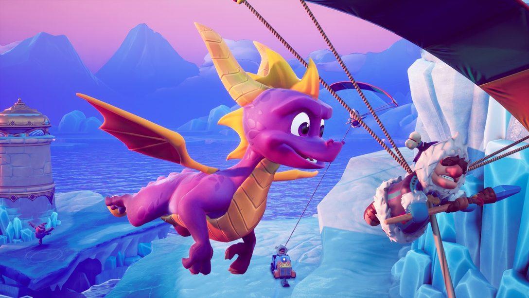 Reiniciando a Spyro: Así es Como en Toys For Bob Rehicieron una Leyenda
