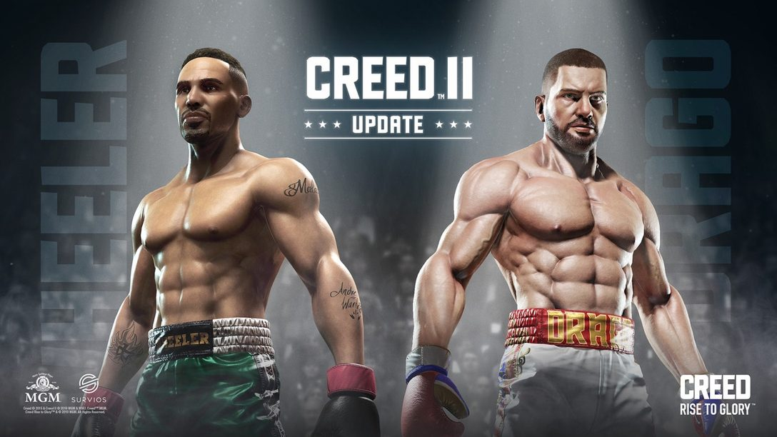 Creed: Rise to Glory de PS VR Se Actualizará Gratuitamente el 27/11