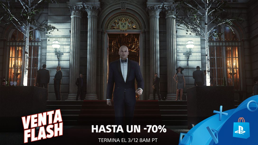 ¡Venta Flash! Ahorren Hasta 70% en PS Store