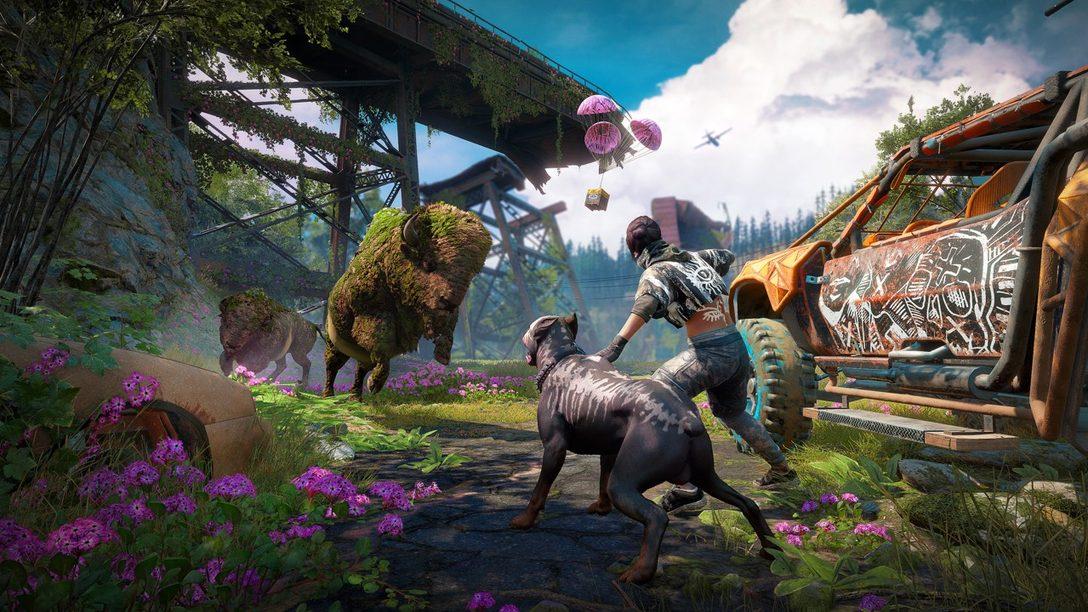 Far Cry New Dawn Lleva a los Jugadores a una Frontera Vibrante y Post-Apocalíptica