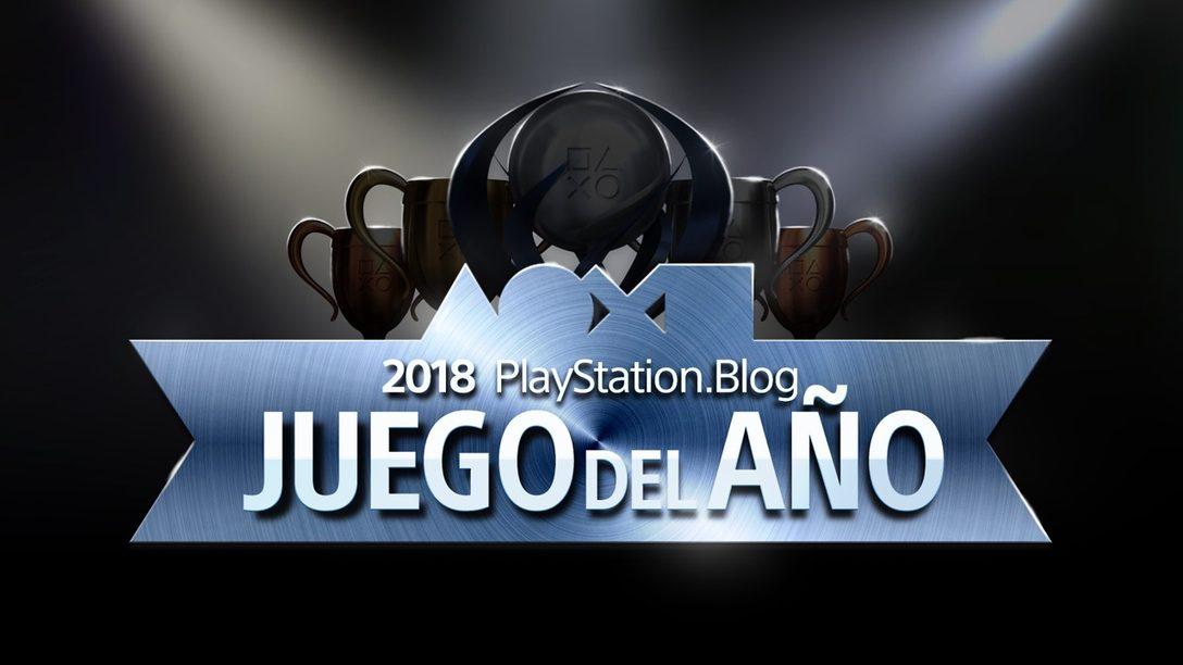 ¡Abrimos las Votaciones para Juego del Año 2018 de PlayStation.Blog!