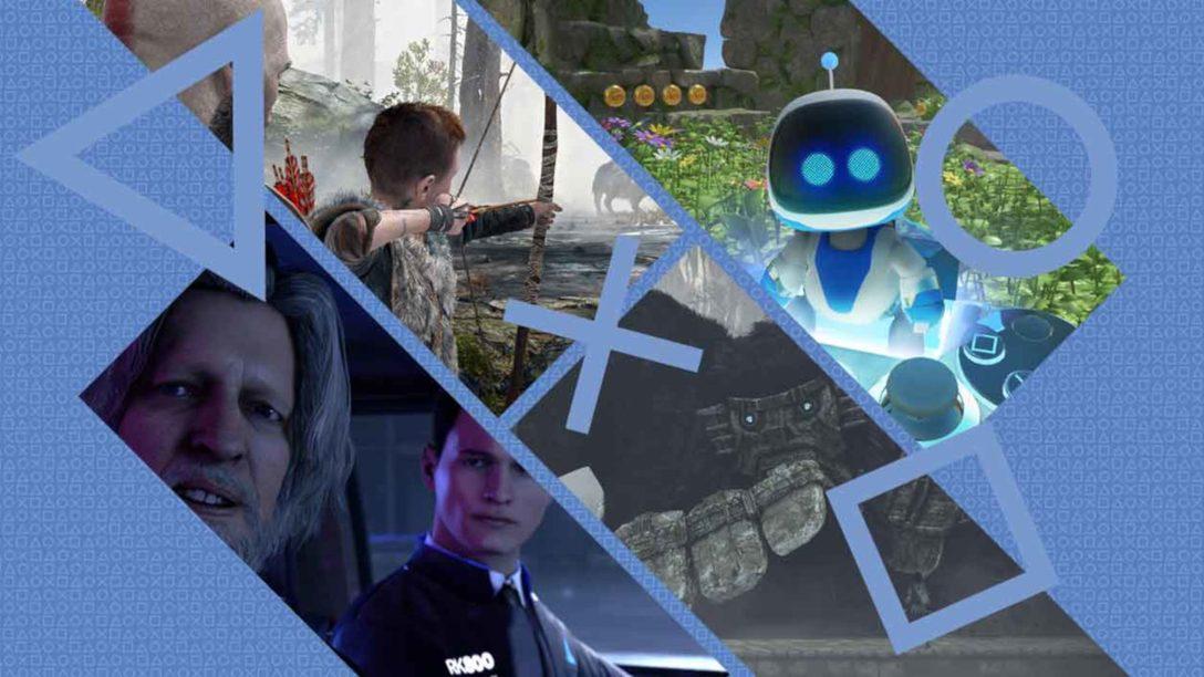 Los Desarrolladores de PlayStation Eligen sus Momentos Favoritos de PS4 de 2018