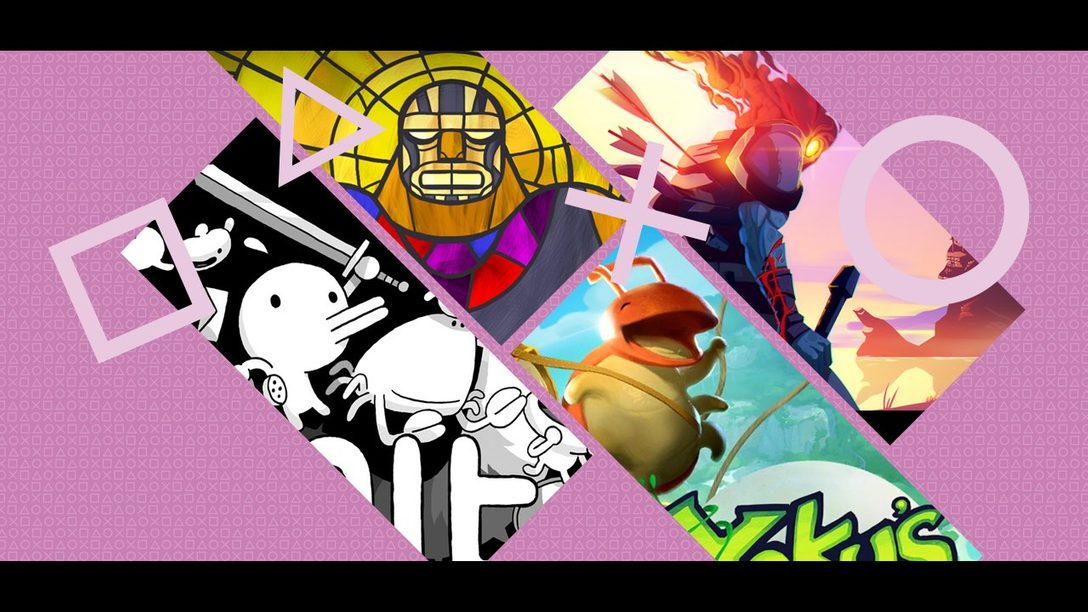 Los Mejores Juegos para PS4 de 2018 que Quizás no Conocen