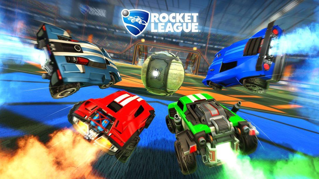 Rocket League Ahora Incluye Juego Completo Cross-Platform
