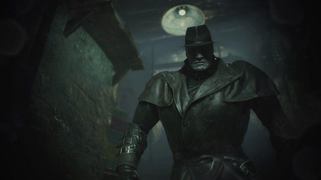 Resident Evil 2 ya está Disponible y Capcom nos da una Mirada al Terrorífico Tyrant