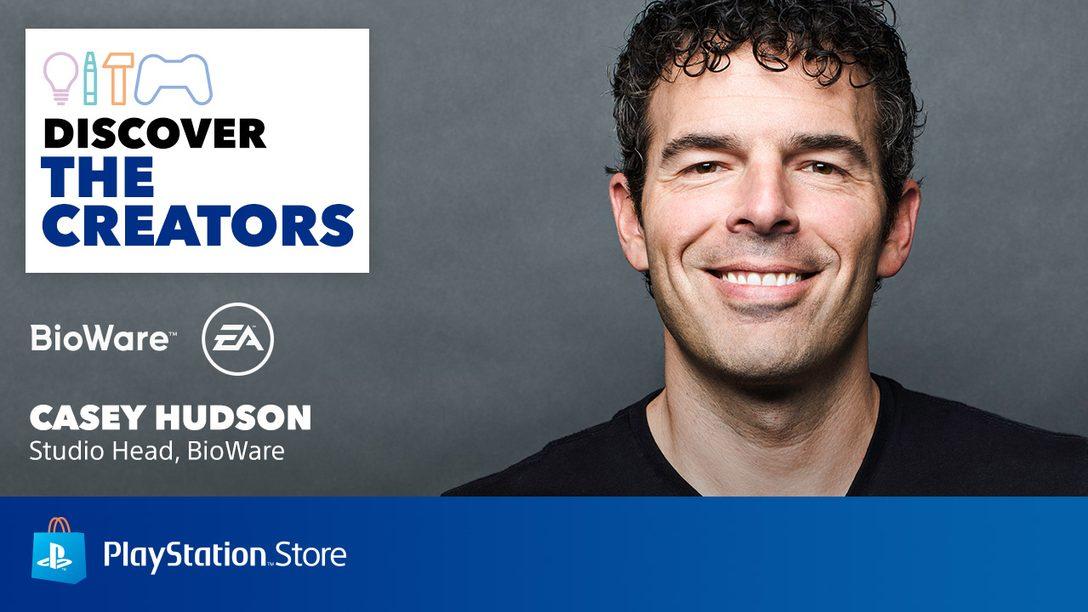 Descubriendo a los Creadores: 5 Juegos Recomendados por Casey Hudson