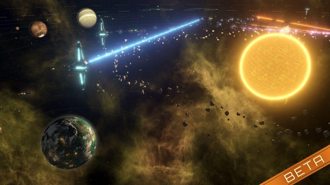Grand Strategy Llega a PS4 en Stellaris, Las Pre-Ventas Empiezan Hoy