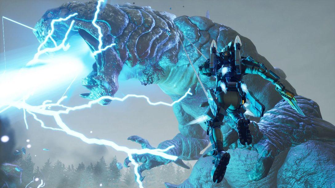 Earth Defense Force: Iron Rain Invadirá PS4 el 11 de abril