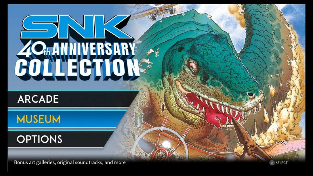 SNK 40th Anniversary Collection: Archivando la Era Dorada de los Videojuegos.