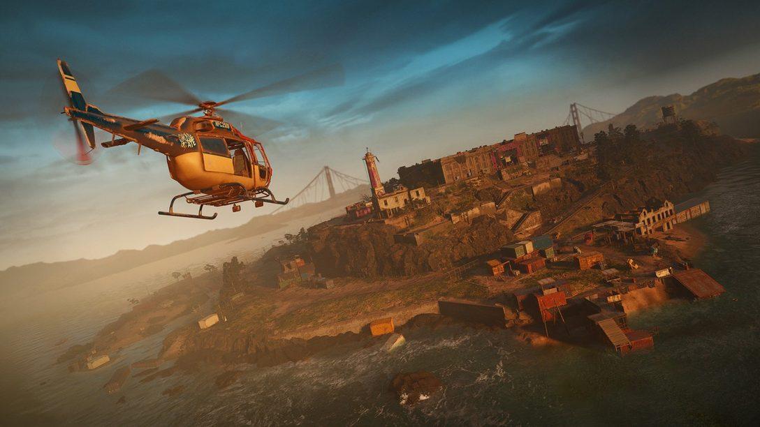 Far Cry New Dawn Lleva la Lucha a Alcatraz – Entrevista
