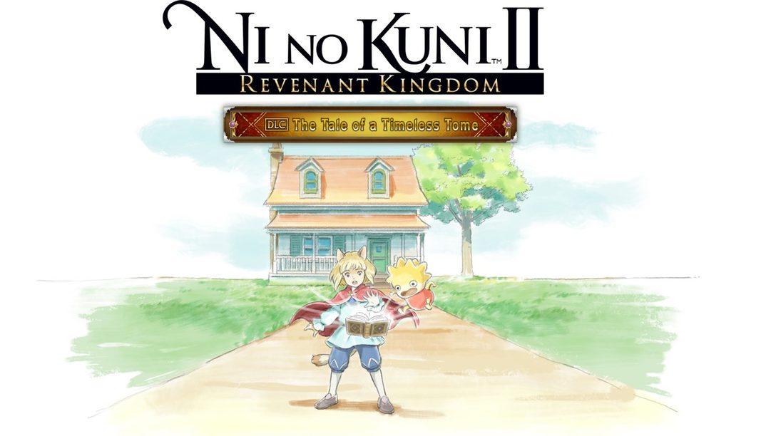 The Tale of a Timeless Tome, Nuevo DLC de Ni No Kuni II Anunciado