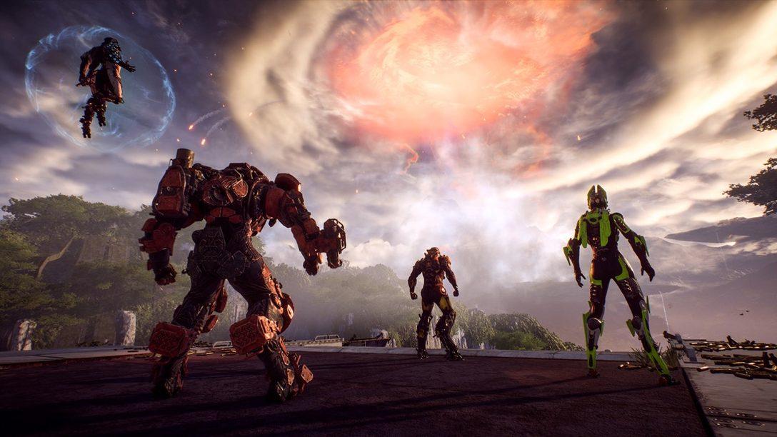 Guía de Anthem: Dominando la Más Reciente Aventura de BioWare