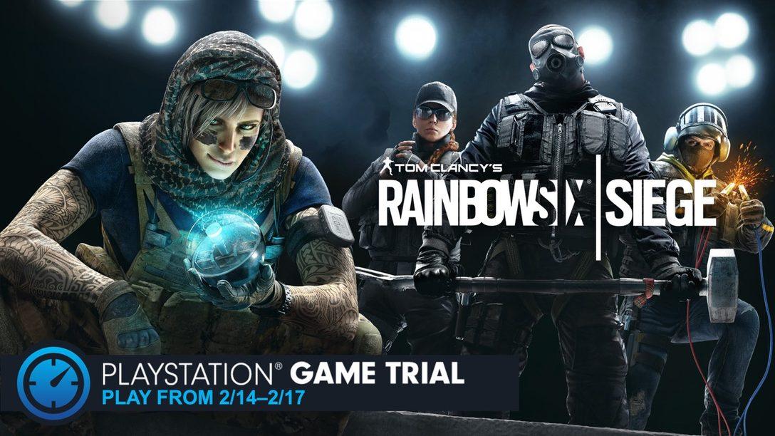 Rainbow Six Siege Estará Gratis este Fin de Semana, Vean a los Mejores Equipos Profesionales Enfrentándose