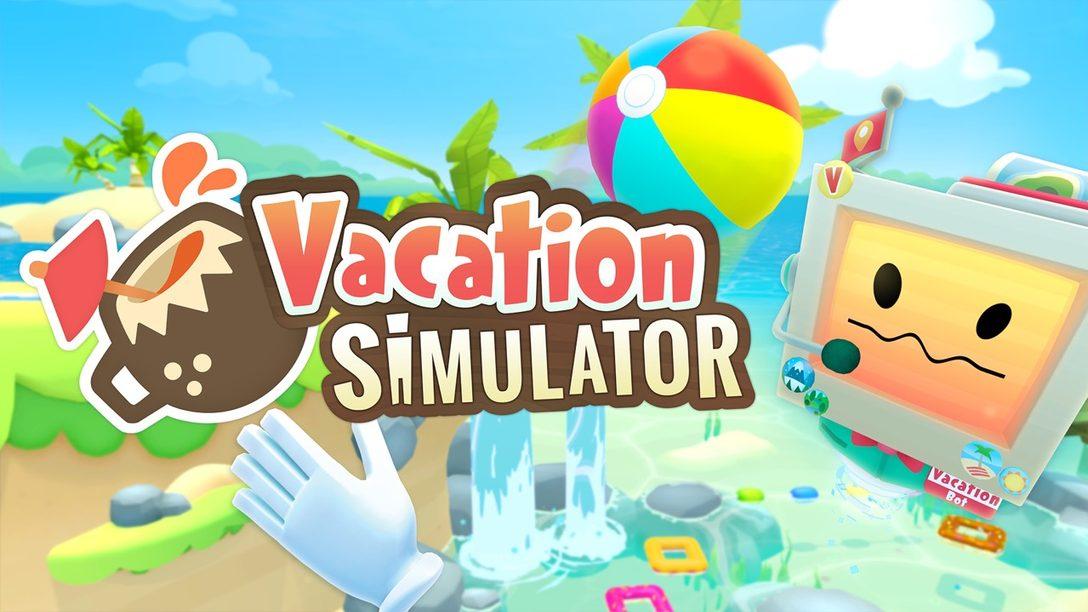 Vacation Simulator: Abrazando el Caos con un Gameplay Emergente