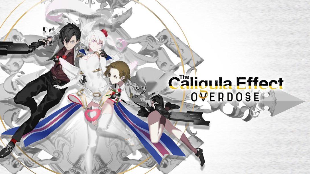 Entrevista con Takuya Yamanaka, Director de The Caligula Effect: Overdose